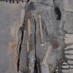 Abstrakte Malerei Bild 111 Keilrahmen 120x80x3,5cm