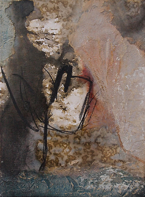 Abstrakte Malerei Kurstag