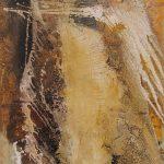 Abstrakte Malerei Bild 49 Keilrahmen 70x50x1,8cm