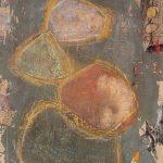 Abstrakte Malerei Bild 53 Keilrahmen 90x60x1,8cm