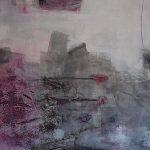 Abstrakte Malerei Bild 58 100x120x2cm