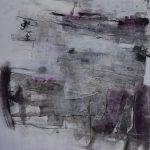 Abstrakte Malerei Bild 95 Keilrahmen 120x100x2cm