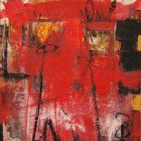 Abstrakte Malerei - Bild 120 - Keilrahmen 70x50x3,5cm