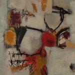 Abstrakte Malerei - Bild 127 - Keilrahmen 90x60x3,5cm