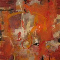 Abstrakte Malerei - Bild 176 - Keilrahmen 100x100x4cm