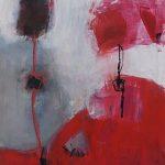 Abstrakte Malerei - Bild 191 - Keilrahmen 70x50x2cm