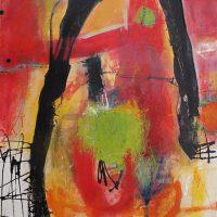 Abstrakte Malerei - Bild 227 - Keilrahmen 70x50x2cm