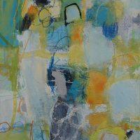 Abstrakte Malerei - Bild 242 - Keilrahmen 70x50x2cm