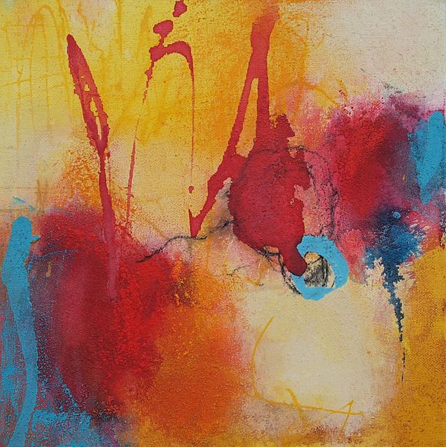 Abstrakte Malerei Kurs