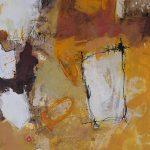 Abstrakte Malerei - Bild 283 - Keilrahmen 80x60x4cm