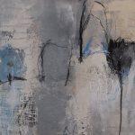 Abstrakte Malerei - Bild 40 - Keilrahmen 60x60x1,8cm