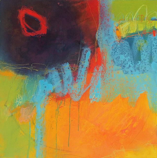 Abstrakte Malerei Bild 312