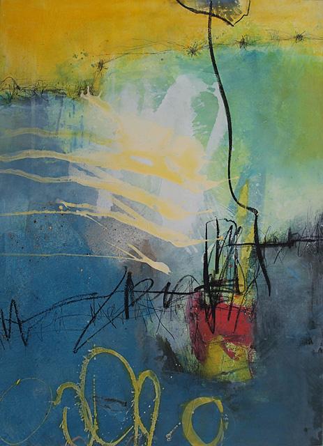Abstrakte Malerei Bild 324