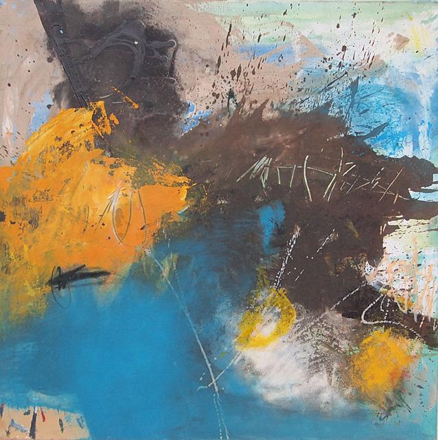 Abstrakte Malerei Bild 59