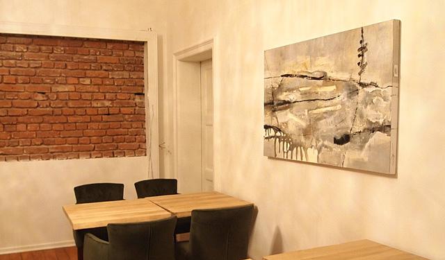 Abstrakte Malerei Bild 111