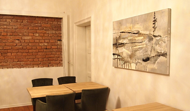 Abstrakte Malerei - Ausstellung