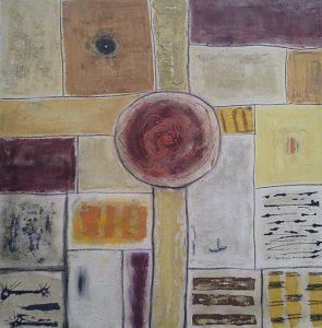 Abstrakte Malerei Bild 117