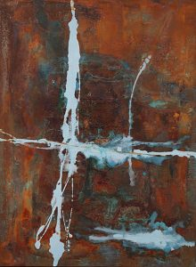 Abstrakte Malerei Bild 122