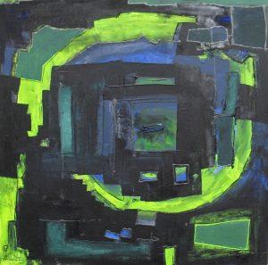 Abstrakte Malerei Bild 138