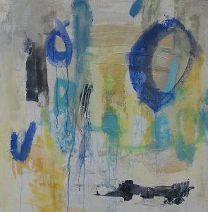 Abstrakte Malerei Bild 142