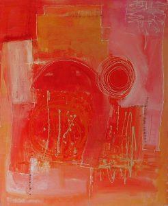 Abstrakte Malerei Bild 155