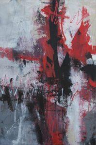 Abstrakte Malerei Bild 157