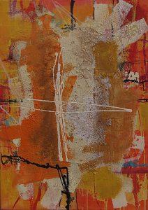 Abstrakte Malerei Bild 15