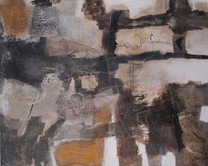 Abstrakte Malerei Bild 18