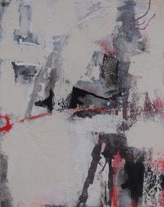 Abstrakte Malerei Bild 1