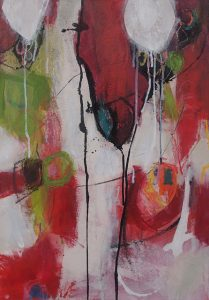 Abstrakte Malerei Bild 212