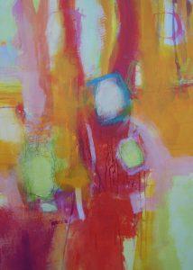 Abstrakte Malerei Bild 251