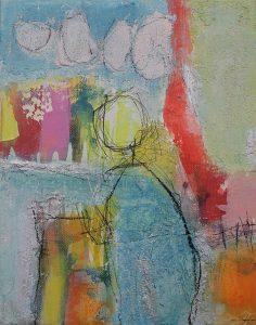 Abstrakte Malerei Bild 253