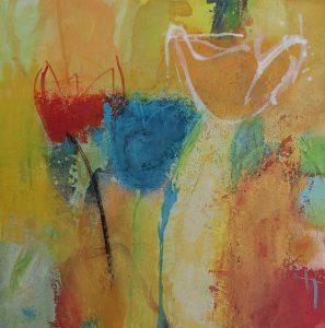 Abstrakte Malerei Bild 261