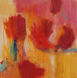 Abstrakte Malerei Bild 262