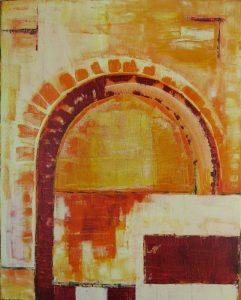 Abstrakte Malerei Bild 27