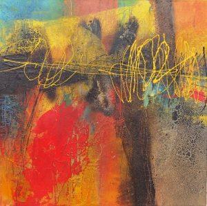 Abstrakte Malerei Bild 274