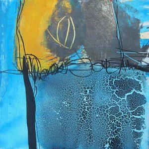Abstrakte Malerei Bild 313