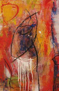 Abstrakte Malerei Bild 47