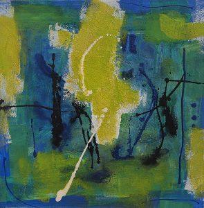 Abstrakte Malerei Bild 61