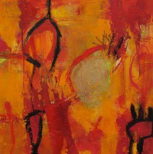 Abstrakte Malerei Bild 7