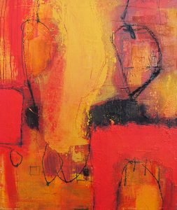 Abstrakte Malerei Bild 82
