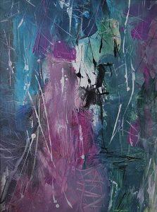 Abstrakte Malerei Bild E2