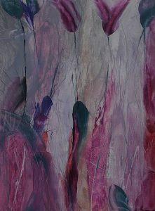 Abstrakte Malerei Bild E5