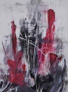 Abstrakte Malerei Bild E6
