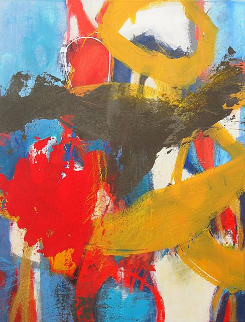 Abstrakte Malerei Bild 234