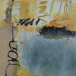 Abstrakte Malerei Bild 330 KR 70x70x1,8cm