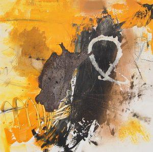 Abstrakte Malerei Bild 350