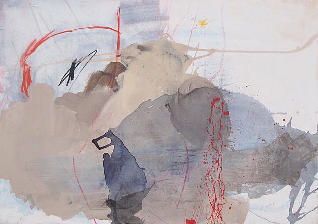Abstrakte Malerei Bild 344