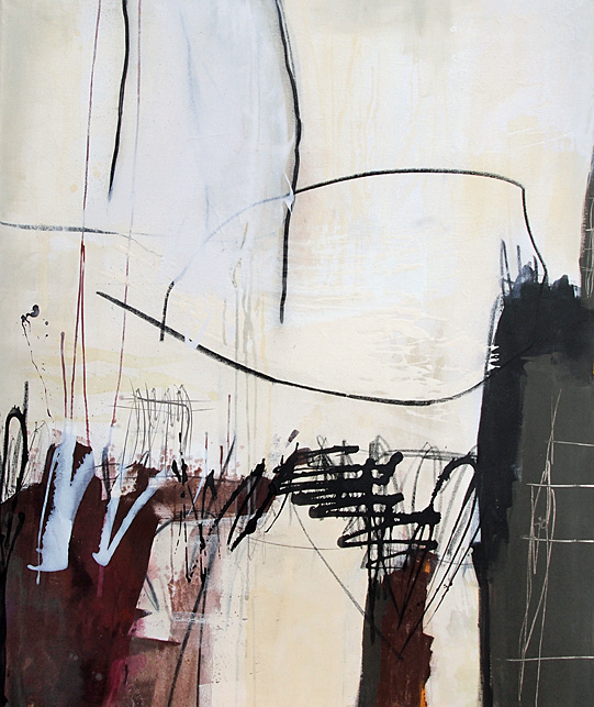 Abstrakte Malerei Bild 307