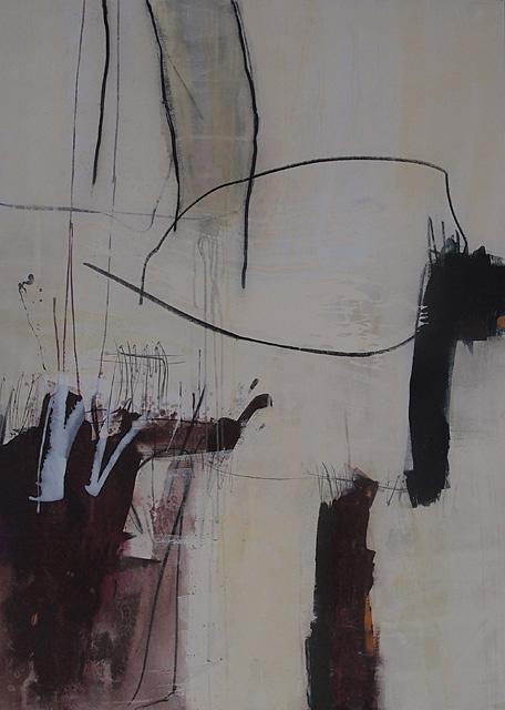 Abstrakte Malerei Bild 307 139x99x4cm
